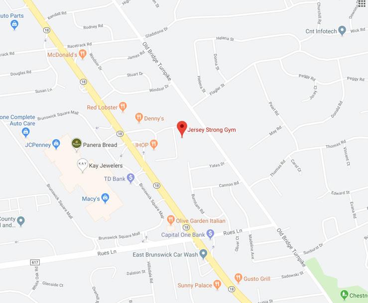 workoutworld-map-East Brunswick-NJ.png